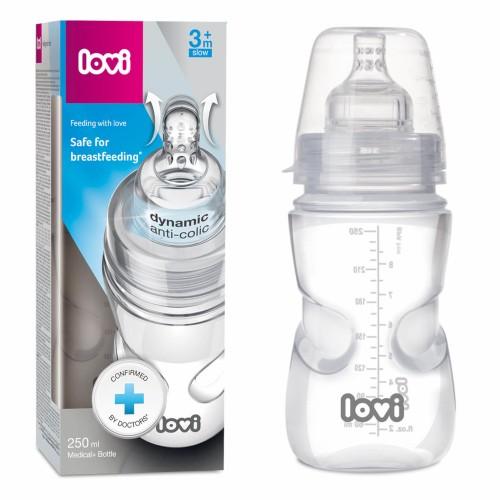 LOVI butelka Medical+ 250ml