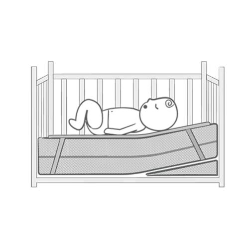 Fiki Miki poduszka Klin dla...